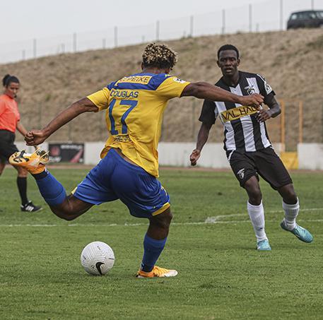 Douglas Aurélio - Sub23: Estoril Praia 3 - 1 Portimonense SC