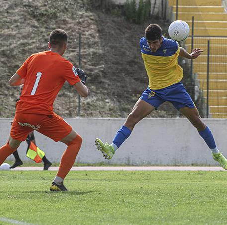 Bernardo Vital - Estoril Praia Sub23 1 - 1 CS Marítimo Under23